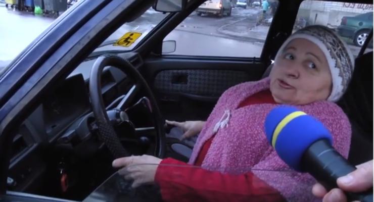 Лучшим водителем в Украине стала женщина