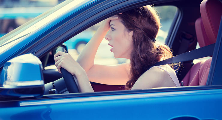 ТЕСТ: Что сильнее всего раздражает водителей?