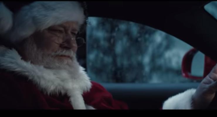Праздник приближается: ТОП-5 лучших новогодних реклам авто 2018 года