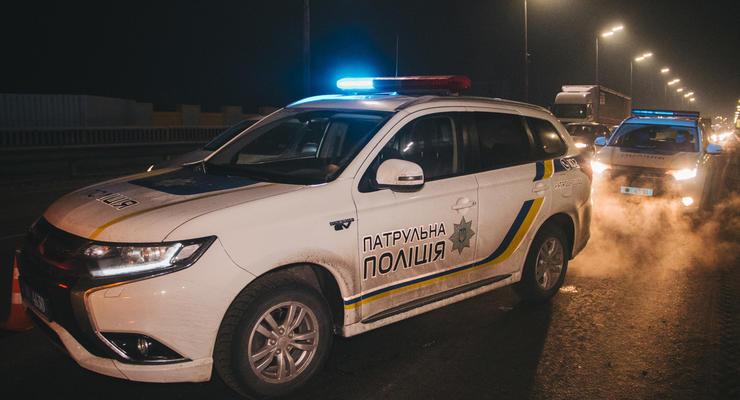 В Киеве пьяный замглавы райадминистрации разбил 5 авто и сбил полицейскую