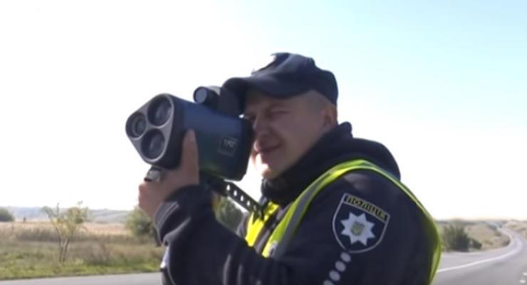 В Украине начали работу еще 20 радаров TruCam - карта размещения