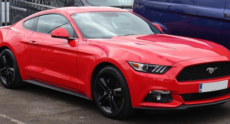 """""""Адский электроавтомобиль"""": Ford анонсировал создание электрокара в стиле Mustang"""