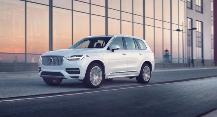 Volvo ограничит скорость всех своих авто до 180 км в час