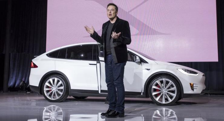 Долгожданная новинка: Tesla представила новый электрокар Model Y