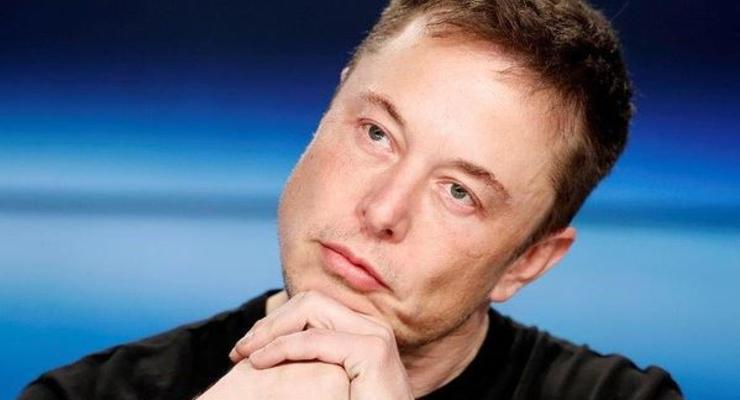 Состояние Илона Маска стало меньше на 1,1 миллиарда долларов за 2 минуты