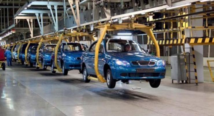 Украина заняла предпоследнее место по числу выпущенных автомобилей