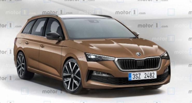 Какой будет новая Skoda Octavia 2020