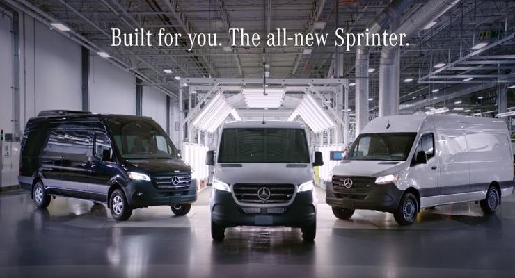 Mercedes-Benz попался на лжи в собственной рекламе