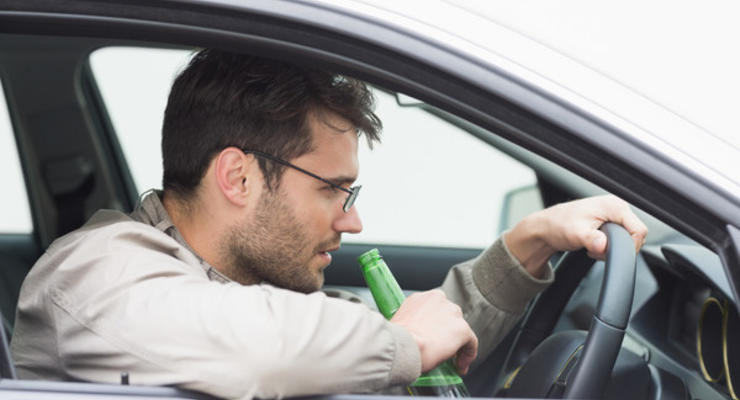 В Украине за 7 дней поймали около 1000 пьяных водителей