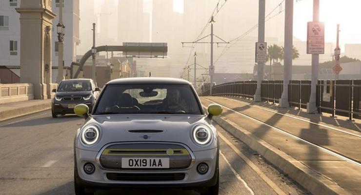 """Mini представил свой """"бюджетный"""" электроавтомобиль за 30 тысяч долларов"""