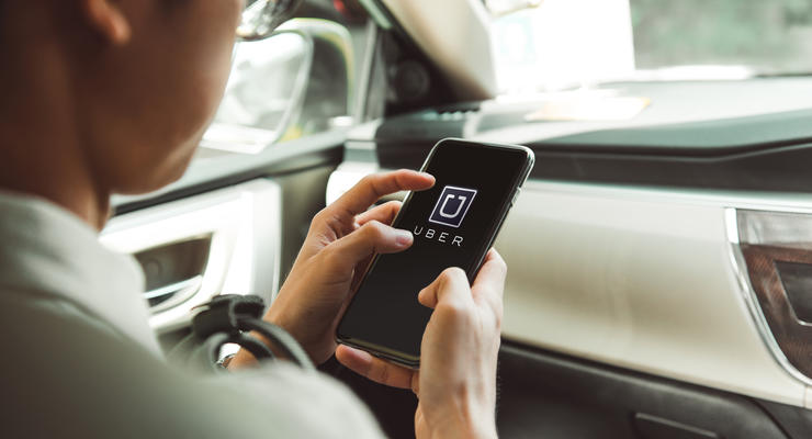 Таксист Uber неожиданно для себя стал соучастником ограбления заправки