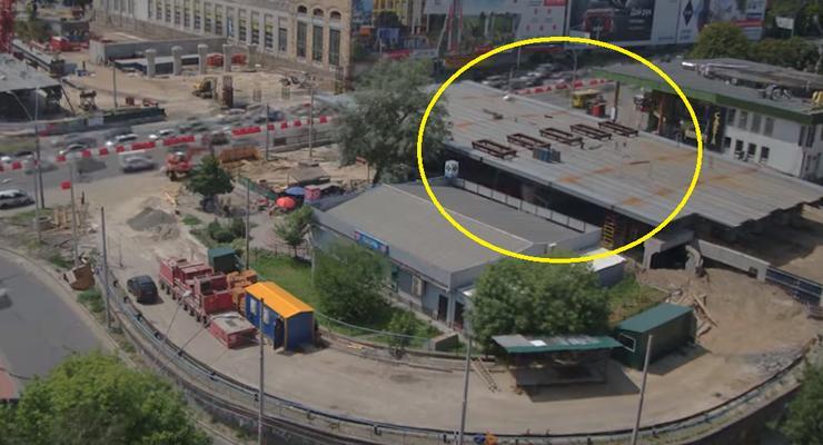 Четыре месяца с начала ремонта Шулявского моста - что успели сделать