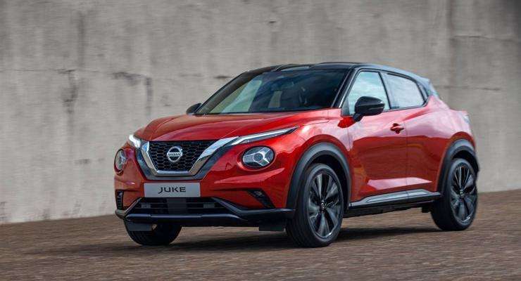 Каким будет новый Nissan Juke 2020 - появились качественные фото