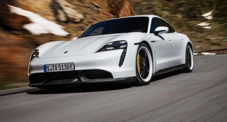 Сколько машин Tesla можно купить вместо одного нового электрокара Porsche