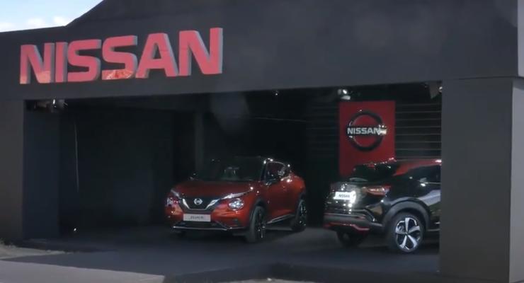 """Nissan смешно """"потроллил"""" Франкфуртский автосалон презентацией нового Juke"""