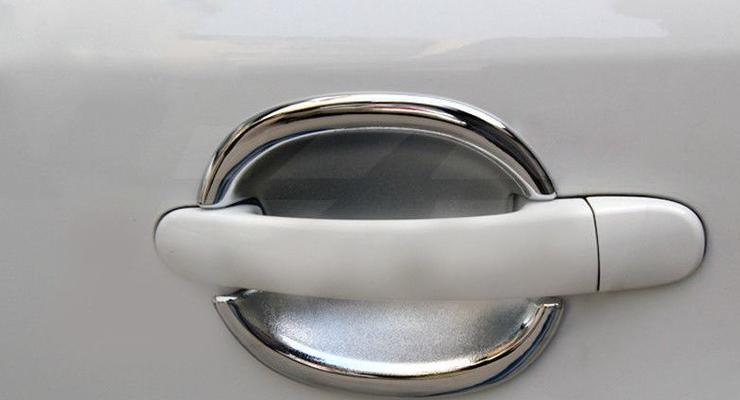 ТЕСТ: Угадайте автомобиль по оригинальной дверной ручке