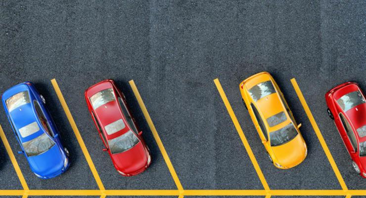 Ученые научно определили самый оптимальный способ выбора места на парковке