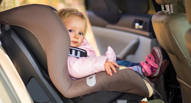 Депутаты утвердили штрафы за нарушение правил перевозки детей