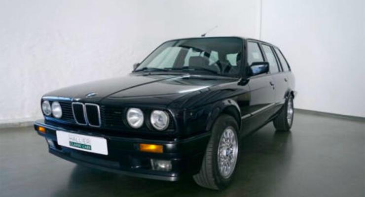 Подержанный 25-летний BMW довели до идеала за $40 тысяч