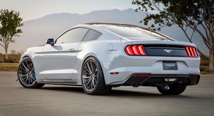900 электролошадей: Ford презентовал электрическую версию Mustang