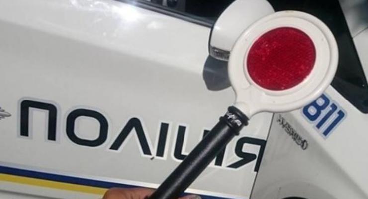 ТОП-5 самых частых нарушений украинских водителей с начала года - статистика