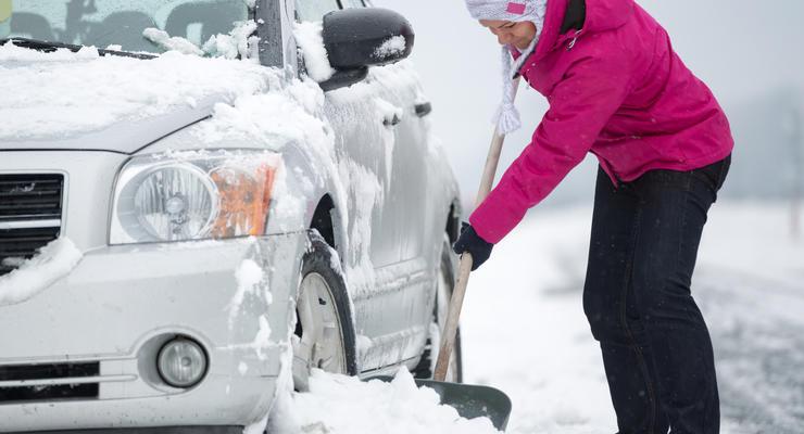 Украину ждет ухудшение погоды - куда звонить автомобилистам в случае проблем