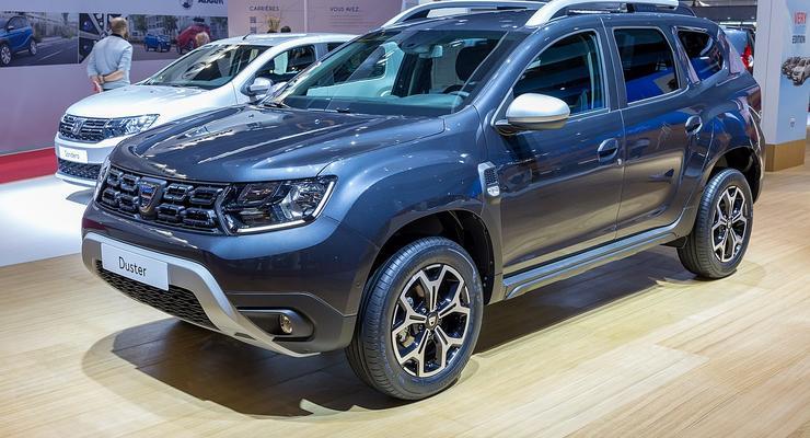 Рынок вырос на 17%: ТОП-10 самых популярных новых авто в ноябре в Украине