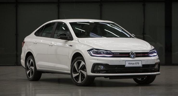 """Представлена крутая """"заряженная"""" версия Volkswagen Polo"""