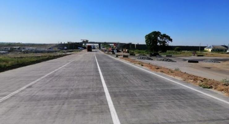 Отремонтированные дороги в Украине будут принимать иностранные эксперты