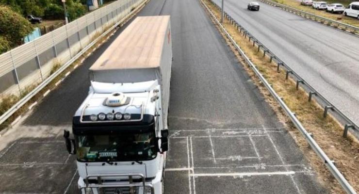 Адвокаты напоминают о новых наказаниях за перегруженные грузовики