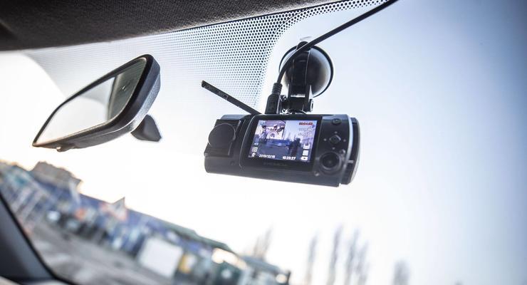 В Украине начали фиксировать на видео сдачу экзамена по вождению