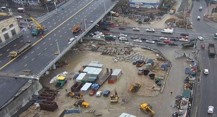 Шулявский мост готовятся открыть к концу недели - что уже готово