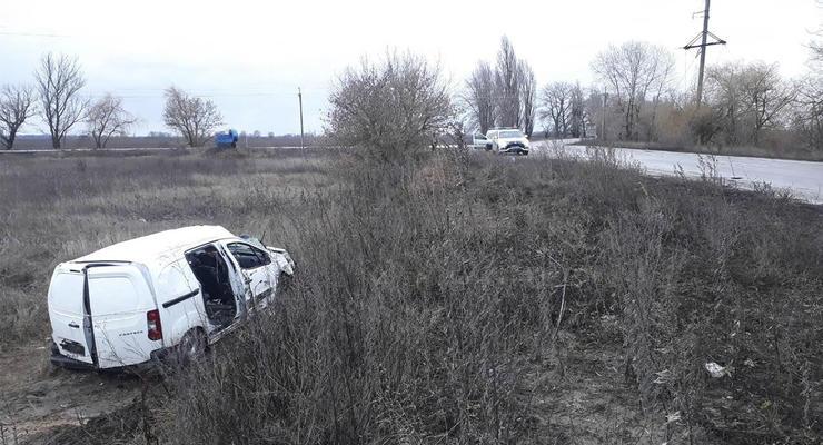 В Киевской области пьяный 17-летний парень перевернулся на Peugeot - погибла девочка