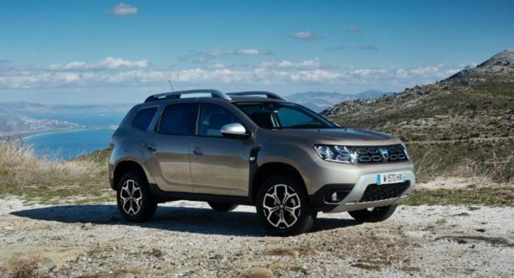 На новый Dacia Duster 2020 будут устанавливать ГБО еще на заводе