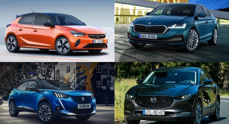 Главные автоновинки 2020 года: ТОП-10