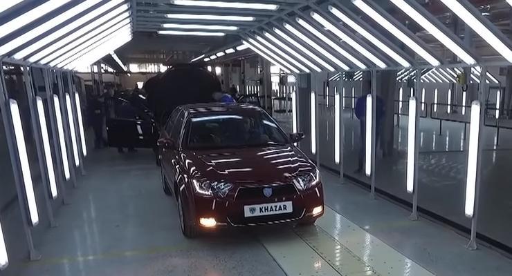 Азербайджан хочет продавать свои авто в Украине