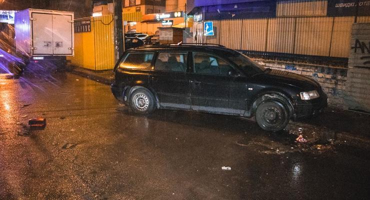 Невыспавшийся водитель устроил ДТП с пострадавшими в Киеве - фото