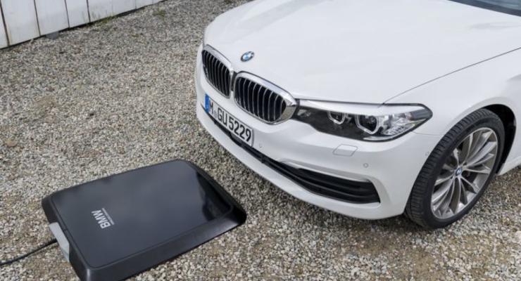 Беспроводные зарядки для электромобилей могут появиться в 2020 году: Видео