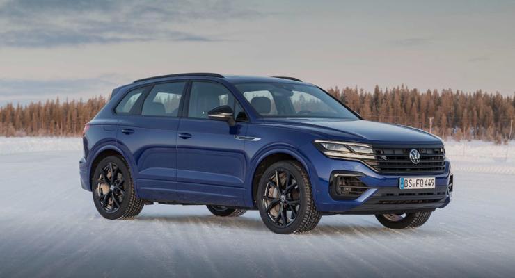 Гибридный Volkswagen Touareg R дебютирует на следующей неделе