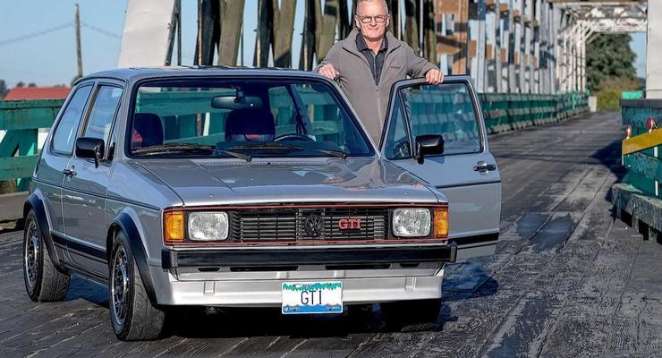 Чтобы прокачать VW Golf первого поколения канадец потратил 140 тысяч долларов