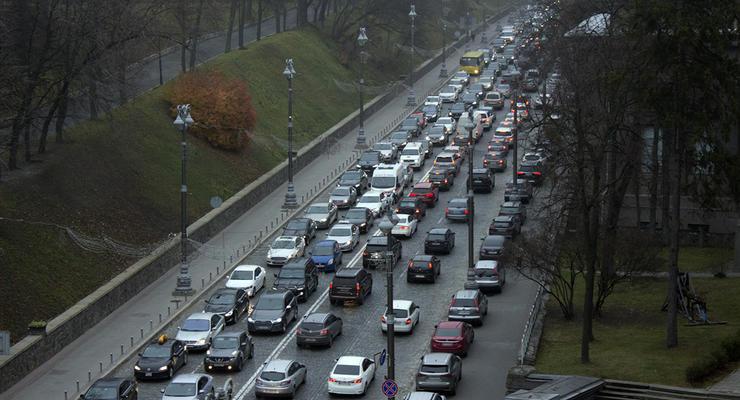ТОП-3 главные тенденции украинского автомобильного парка в 2019 году