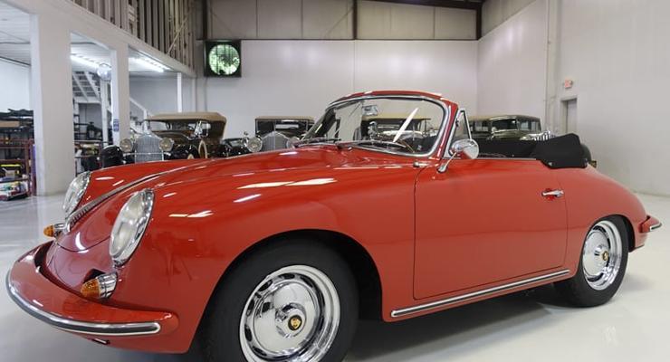 57-летний кабриолет Porsche Carrera оценили на e-Bay в полтора миллиона долларов