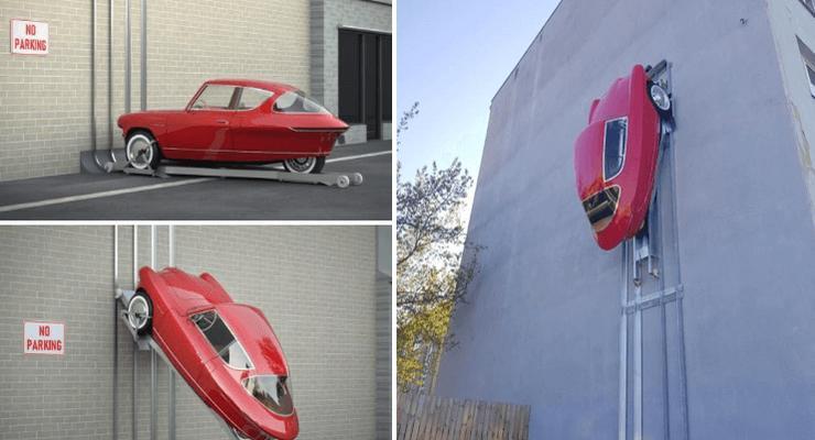 """""""Спасибо, пока не надо!"""": Подборка слишком экстраординарных автомобильных патентов"""