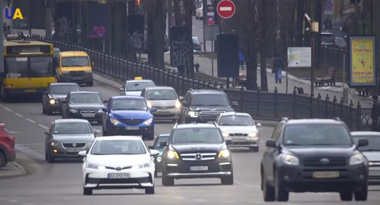 12 марта в Киеве начали работу камеры фото- и видеофиксации: Адреса