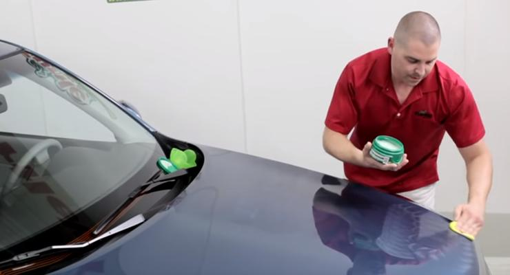 Как ухаживать за кузовом автомобиля: Вощение