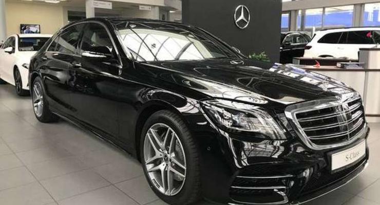 У главы ОП Андрея Ермака появился крутой Mercedes: Описание