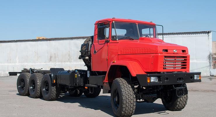 Супер тягач КрАЗ-7140Н6 заказали на экспорт