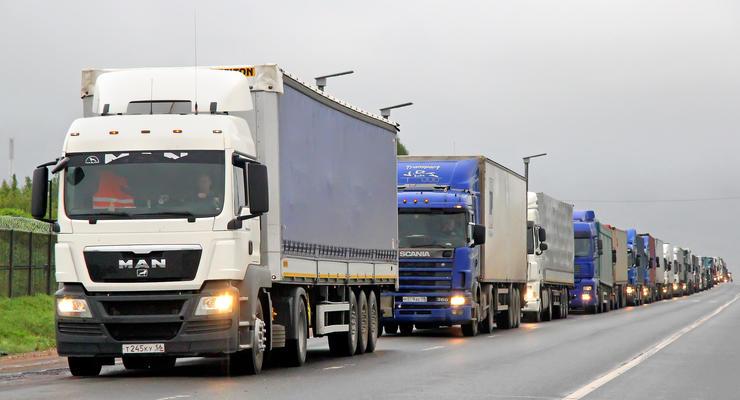 В Италии разработали документ для въезда в страну грузового транспорта