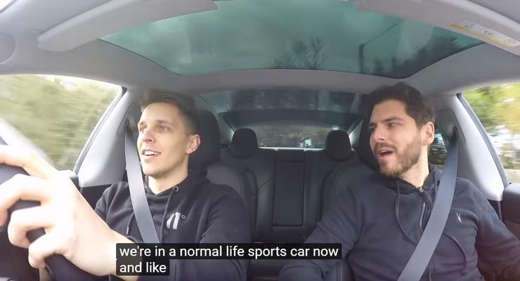Теперь Tesla Model 3 будет рычать не хуже спорткаров: Видео