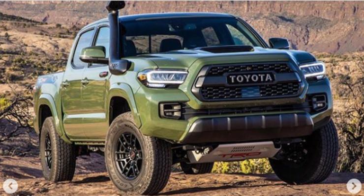 В сеть слили много новинок Toyota, запланированных на ближайшие годы